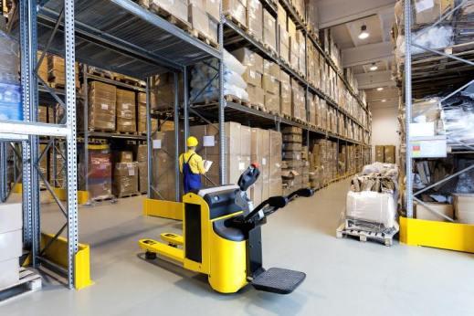seguridad laboral almacén