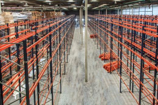 estanterias metalicas seguridad