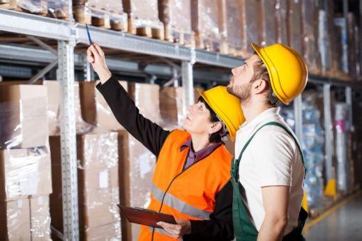 inspeccion tecnica de estanterias